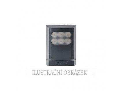 IR LED světlo Vario2 s vyměnitelnými čočkami, max. 78 m (10°), 850 nm a 12 / 24 V, 10 W