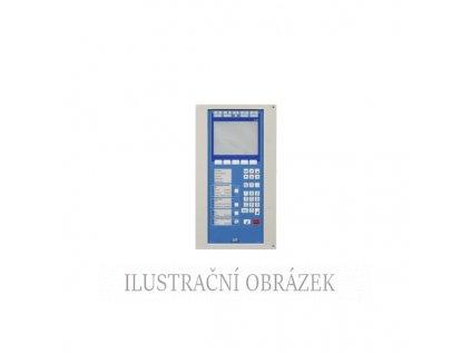 Signalizační a ovládací tablo pro ústředny řady BC600