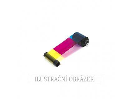 Barevná YMCKO páska pro tiskárny Pronto, Enduro a RioPro