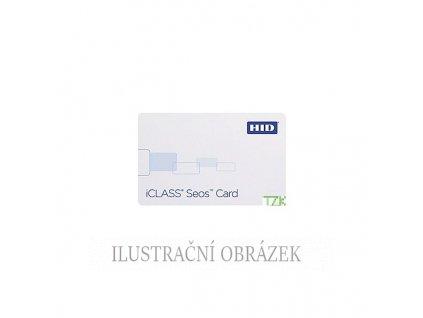 Bezkontaktní karta iClass SEOS 8 KB