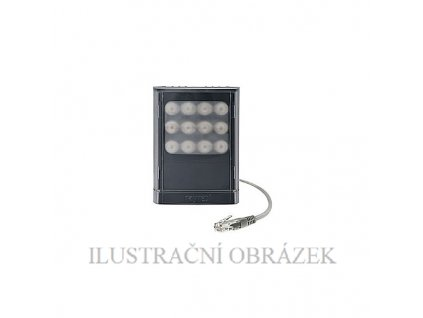 IR LED IP světlo Vario2 s vyměnitelnými čočkami, max. 200 m (10°), 850 nm a napájením přes PoE+ / 24 V, 25 W