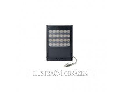 IR LED IP světlo Vario2 s vyměnitelnými čočkami, max. 350 m (10°), 850 nm a napájením přes PoE++ / 24 V, 49 W