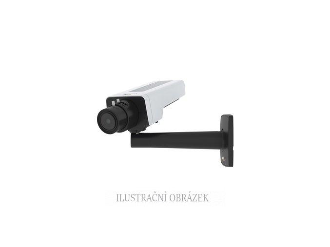 Vnitřní IP box kamera Axis M1378 s 8 MP, f - 3,9 - 10 mm, WDR a EIS