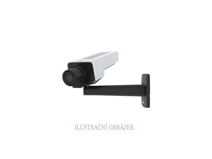 Vnitřní IP box kamera Axis M1377 s 5 MP, f - 2,8 - 8 mm, WDR a EIS