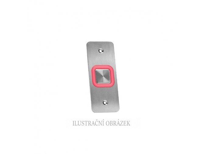 Úzké piezo dotykové tlačítko s relé