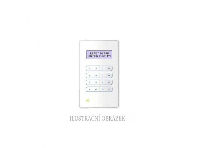 LCD klávesnice MK8 s vestavěnou čtečkou EM karet a přívěšků