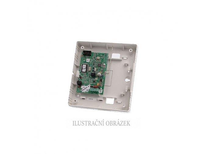 VF modul v krytu pro obousměrnou komunikaci s bezdrátovými prvky pro Galaxy GD.