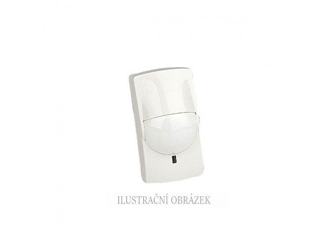Duální detektor MX40QZ-G2 s přídavným stíněním poplachového relé a dosahem 12 m