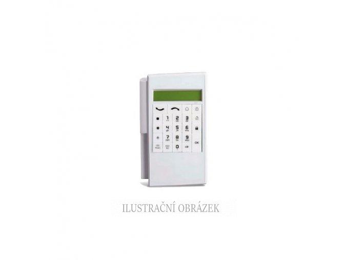 Bateriová bezdrátová LCD klávesnice
