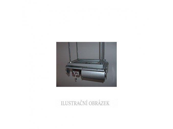 Kovová montážní deska pro stropní montáž