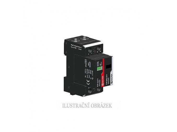 Vyjímatelný modul svodiče bleskových proudů, typ 1 a 2 s možností blokace