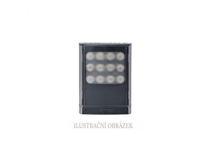 IR LED světlo Vario2 s vyměnitelnými čočkami, max. 144 m (10°), 850 nm a 12 / 24 V, 13 W