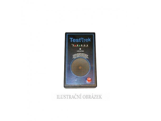 Tester dosahu dosahu detektorů tříštění skla Testtrek2 řady Glasstrek