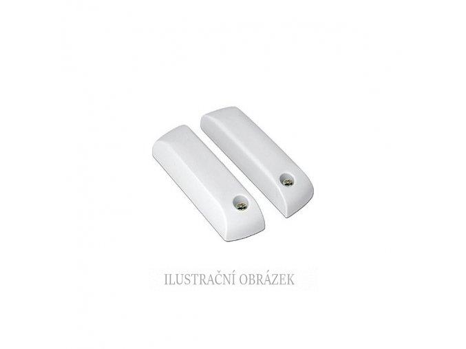 MG šestidrátový polarizovaný kontakt EN3-QSC-GN s EOL 1k / 1k a pracovní mezerou 11 mm