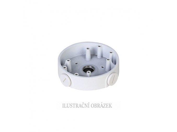 Kruhová instalační krabice pro vybrané ball a dome kamery Honeywell