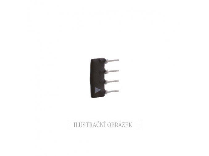 PLUG-IN modul s EOL rezistory 4k7 / 2k2 pro ústředny Texecom Premier 4xx / 8xx