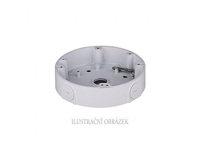 Kruhová instalační krabice pro vybrané ball kamery Dahua