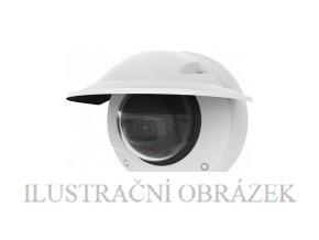 5 MP IP dome kamera Axis Q3527-LVE s MZVF 4,3 - 8,6 mm, WDR a IR přísvitem do 40 m
