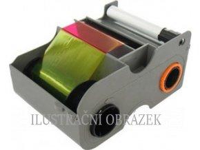 Barevná YMCKO páska (EZ / cartridge) pro tiskárny C50