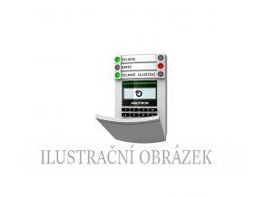 Sběrnicový RFID modul se čtečkou karet, LCD klávesnicí