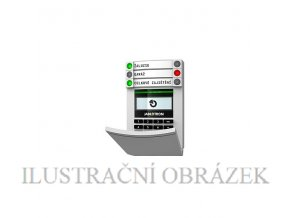 Bezdrátový obousměrný RFID modul se čtečkou karet, LCD klávesnicí