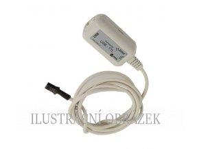 USB interface pro přímé připojení zdroje k PC