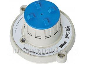 Ionizační interaktivní hlásič kouře