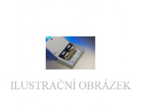 Zdroj pro kamery 230 V / 16x 12 V DC, 16 x 0,5 A