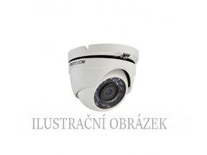 Venkovní 4in1 ball kamera DS-2CE56C0T-IRMF s TD / N, HD 720p, 1 MP, krytím IP-66, IR přísvitem do 20 m a napájením 12 V