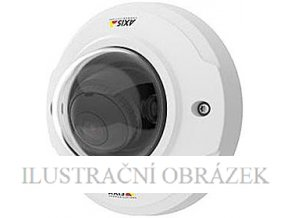 Vnitřní IP dome kamera Axis M3045-V s TD / N, HD 1080p, 2MP a WDR