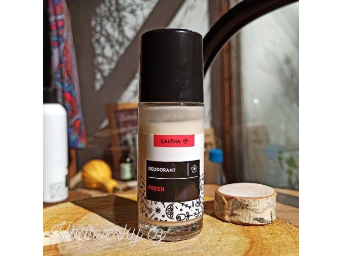 Caltha Přírodní deodorant kuličkový Fresh  Přírodní produkt