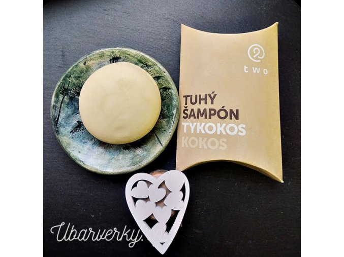 Two Cosmetics tuhy sampon tykokos