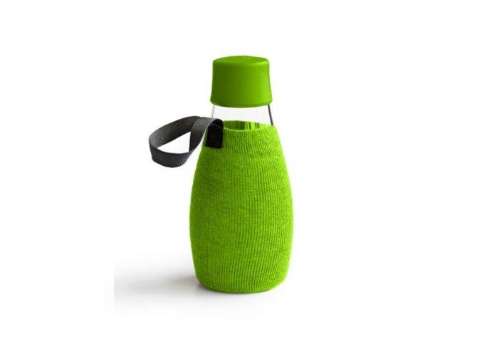 obal na lahev retap 03l zeleny uplet