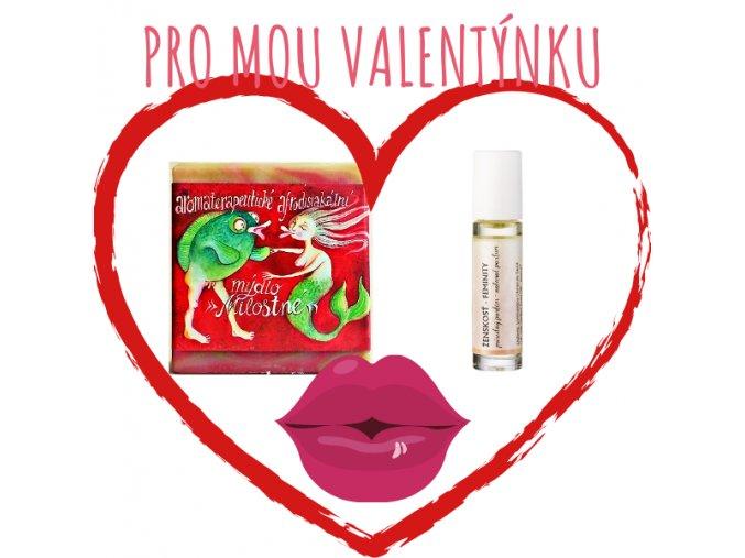 Valentýnský dárek pro ženu