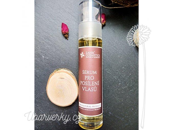 Zahir Cosmetics Sérum pro posílení vlasů 55ml  100% přírodní