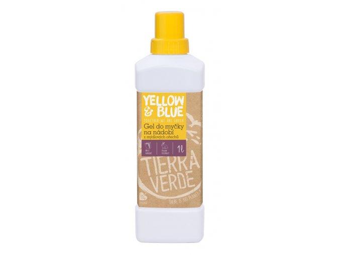 Yellow & Blue gel do mycky lahev 1 l