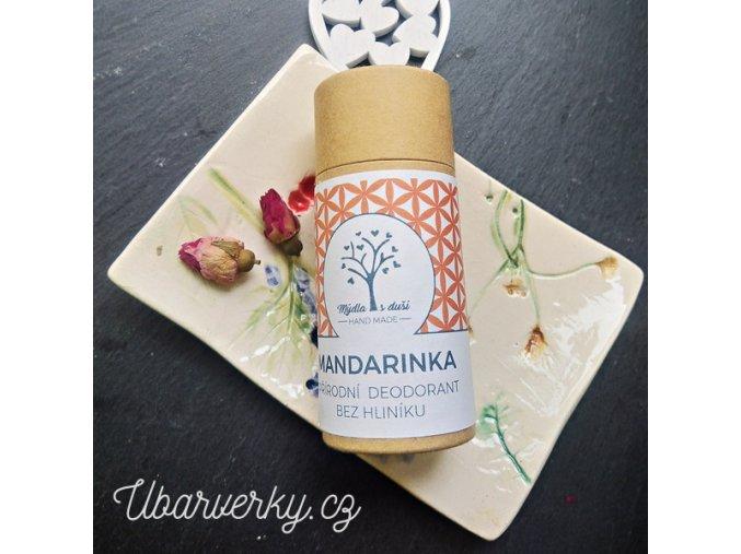 prirodni deodorant mandarinka