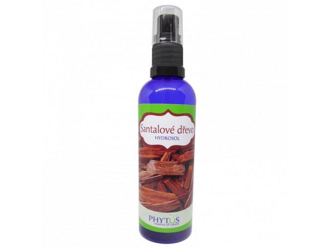santalove drevo hydrosol phytos3