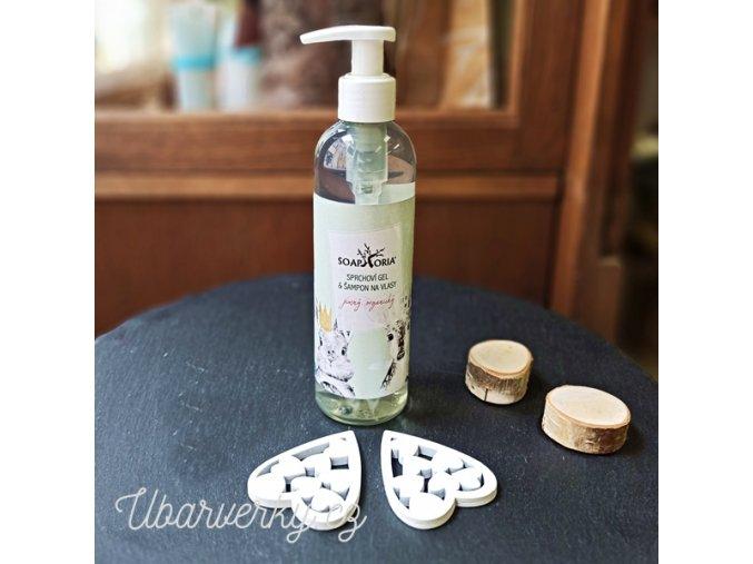 dětšký šampon