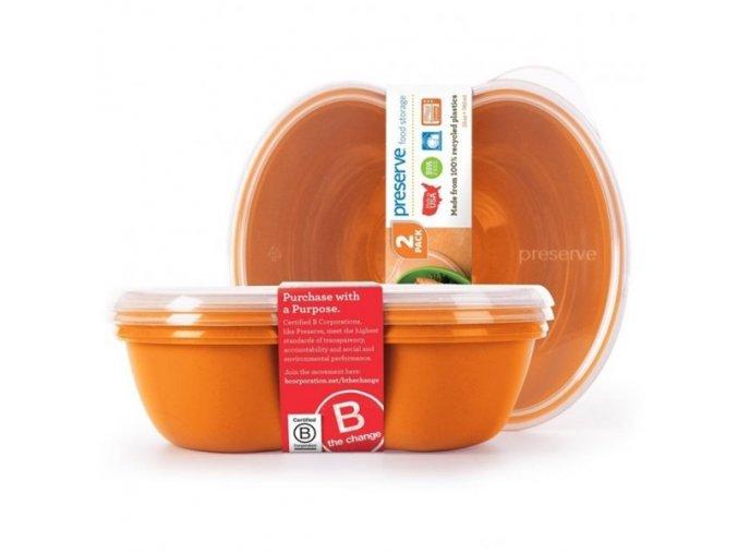 Lunchbox set ORANGE