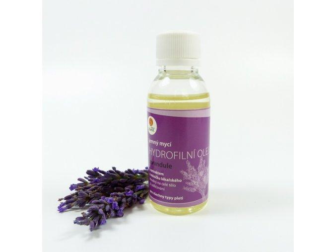 hydrofilni olej levandule