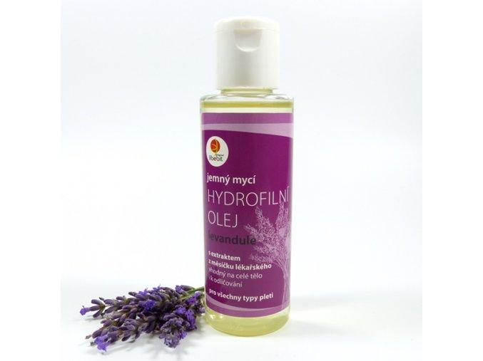 Libebit Hydrofilní olej Levandule pro Každou pleť 35ml, 120ml
