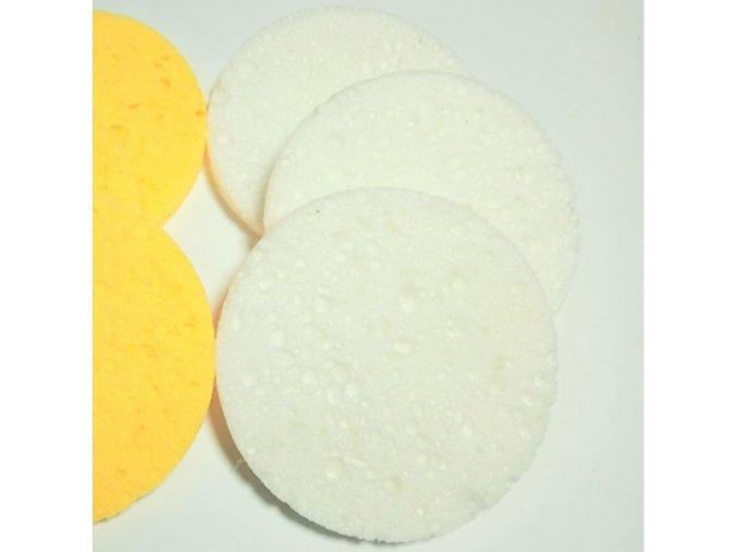 spongie 3 zlte a 3 biele11 6