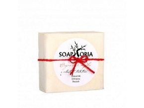 organicke mydlo s vlastnou tinkturou na ekzemy a dermatitidy