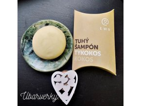 Two Cosmetics tuhy sampon tykokos