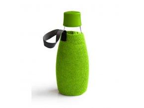 obal na lahev retap 05l zeleny uplet