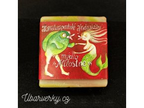 aromaterapeuticke mydlo milostne mydlarna u dvou kocek