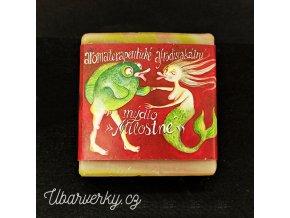 aromaterapeuticke mydlo milostne