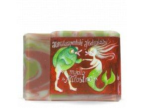 aromaterapeuticke mydlo milostne new