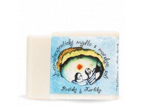 aromaterapeuticke mydlo pirati z karibiku ubarverky